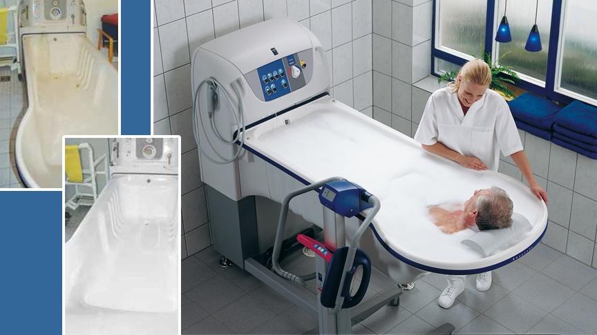 Nouveau service: remise à neuf de baignoires
