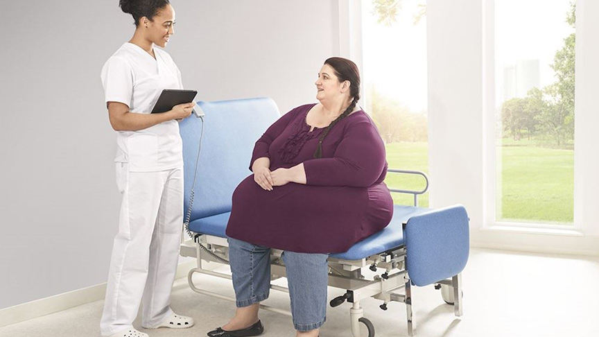 Risque et prévention des escarres chez les patients bariatriques