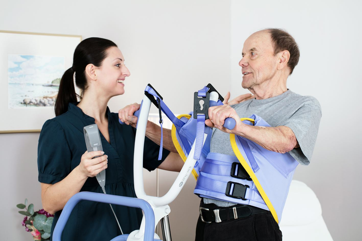 3 prérequis pour parvenir à la mobilité du patient